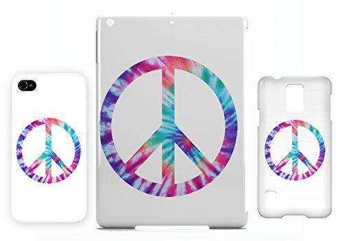 Tie Dye Peace Sign iPhone 5 / 5S cellulaire cas coque de téléphone cas, couverture de téléphone portable