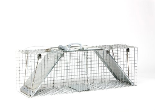 - Havahart 1064 Large 2-Door Easy Set Trap