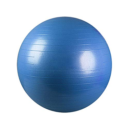 Sodoop Yoga Exercise Ball 65cm/25.5inch for Extra Thick Fitness, Stability, Balance Exercise Ball- Anti Burst Tested Supports 2200lbs Fitness Equipment, Fitness Body, Health Massage (US Stock)