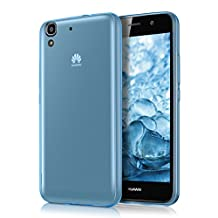 kwmobile Flexible super-slim case for Huawei Y6 (2015) in blue