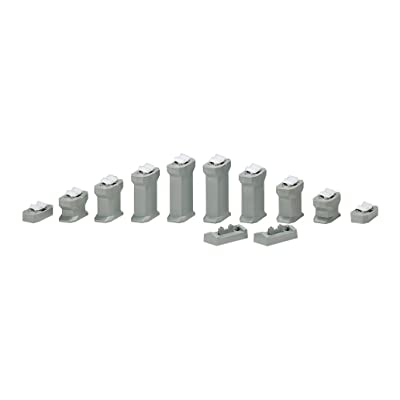 Kato 23-016 Gradual Incline Pier Set: Toys & Games