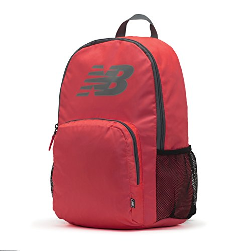 New Balance Daily Driver Ii Backpack, One Size, Vivid Coral