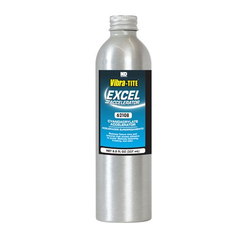 62108 - Excel Excel Accelerator - 8 oz - Clear by Jay-Cee Sales and Rivet Inc.