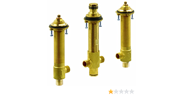 For Use with Roman Tub Faucet Trims Proflo PF674163 1//2 Inch Rough In Valve
