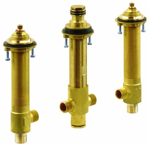 Danze D215500BT Widespread Rough-In Valve for Logan Square and Mid-Town Series Roman Tub