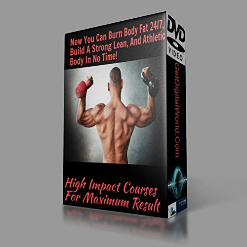 Now You Can Burn Body Fats 24/7, Build A Strong, Lean, And Athletic Body In No Time!