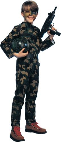 GI Joe - Duke Classic Muscle Child Costume