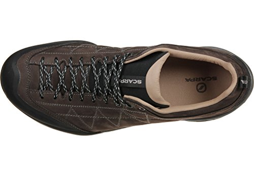 Scarpa Zen Leather Zapatillas de aproximación marrón