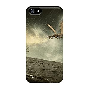 Hot Aerial Attack First Grade Phone Cases For Iphone 5/5s Cases Covers