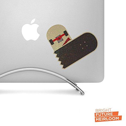 Broken Skateboard Heart - 5