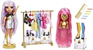 Rainbow Surprise Rainbow High Fashion Studio – Exclusive Doll with Rainbow of Fashions (Clothes and Accessorie