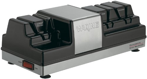 Waring  (WKS800) Commercial Three-Station Knife Sharpener by Waring