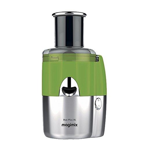 Magimix Duo Plus XL - Exprimidor (Exprimidor, Cromo, Verde ...