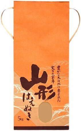マルタカ クラフト 山形産はえぬき 稲扇(いねおうぎ) 5kg用紐付 20枚セット KH-0001