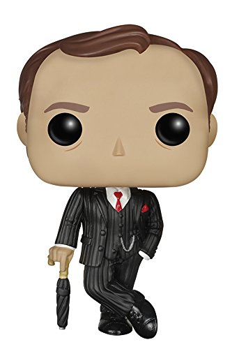 Funko POP TV: Sherlock - Mycroft Holmes Action Figure