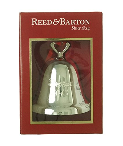 Reed and Barton Silverplate Bell 2013 (& Bell Holly Reed Barton)