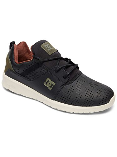 Negro Se Shoe Uomo Sneakers DC Heathrow M Xskg da a8q7U67