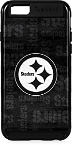 NFL - Pittsburgh Steelers Black & White - iPhone 6 Cargo Case
