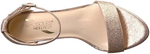 Laminate Pump Aerosoles Pink Metallic Women Dress P5UUFq