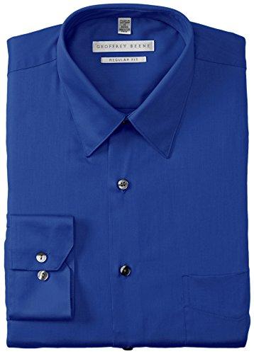 14171f06308 Geoffrey Beene Men s Regular Fit Sateen Solid - Buy Online in Oman ...