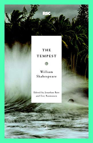The Tempest (Modern Library Classics) Paperback – Illustrated, August 12, 2008