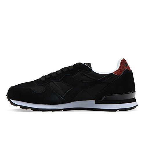 Sneaker Diadora Wn Camaro Nero Donna 80013 TxSpEwq