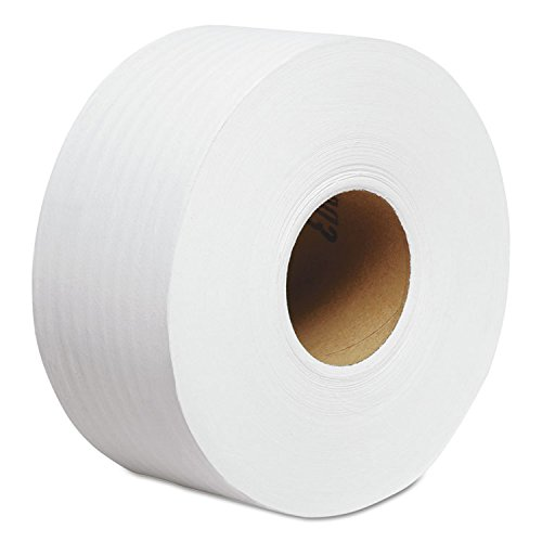 KCC07304 - KIMBERLY CLARK Kleenex Cottonelle Jrt Jr. Jumbo Roll Tissue, 2-ply, 9amp;quot; Dia, 750 Ft