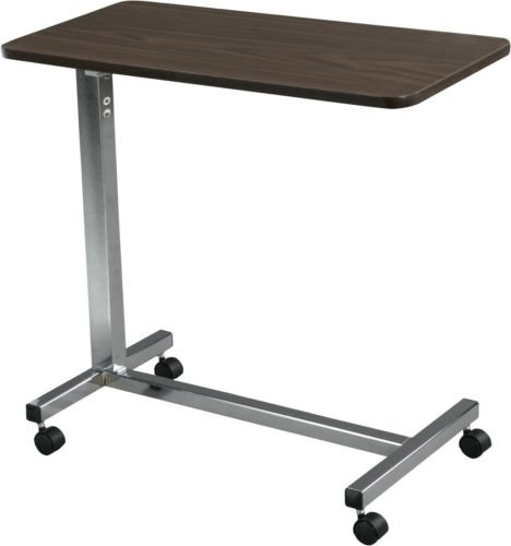 Heavy duty Non tilt Top Overbed Table