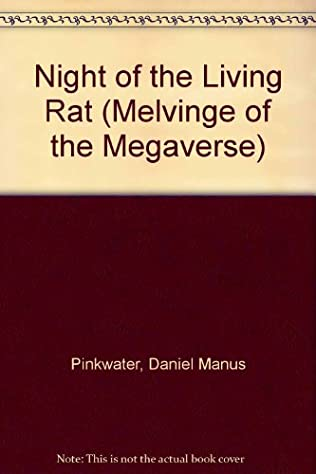 book cover of Night of the Living Rat
