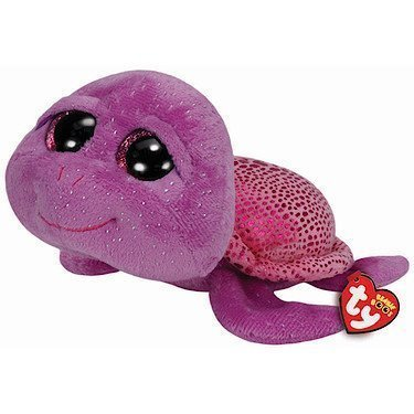 Ty Beanie Boos   Slowpoke The Turtle By Ty