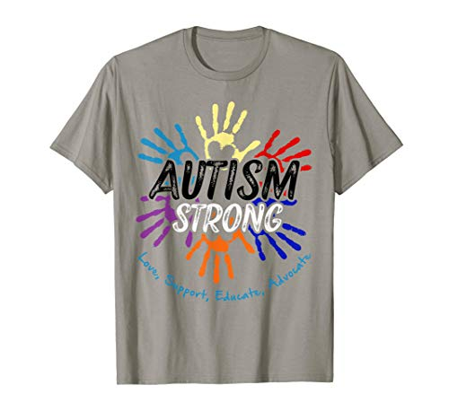 CREATE T SHIRTS BAGS ETC CHEAPLY AUTISM AWARENESS IRON ON TRANSFERS