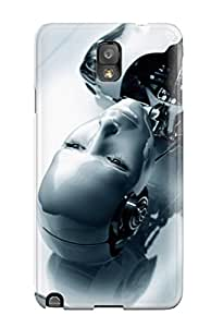 Galaxy Note 3 Case, Premium Protective Case With Awesome Look - Irobot