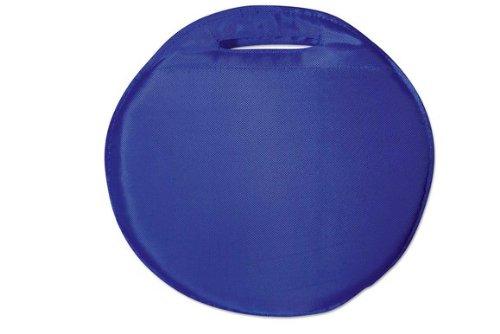 Topstar 3-D-Sitzkissen für Unterwegs Sitness to go - blau