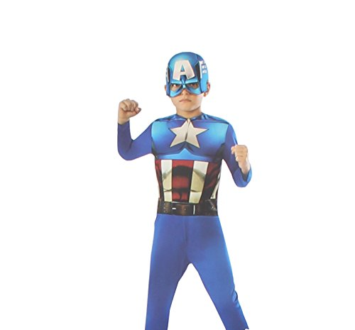 Marvel Avengers Captain America Child Costume (Medium)