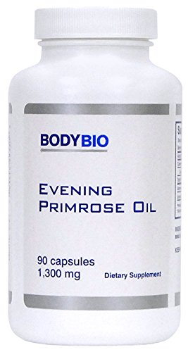 BodyBio - Evening Primrose Oil, 90 Capsules