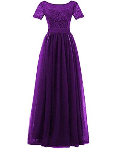 violett the Damen of 52 Kleid Leader Beauty Gr 10q54