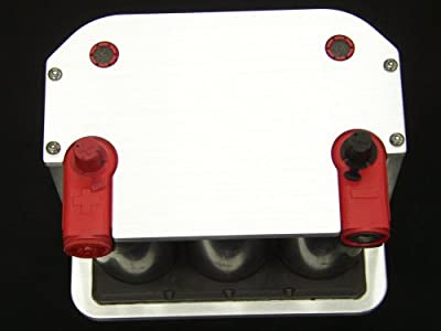 75/35 Billet Optima Battery Hold Down Tray PLAIN