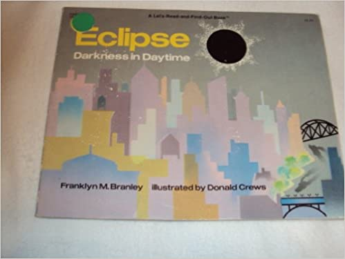 Book Eclipse: Darkness in Daytime (Let's Read and Find Out)