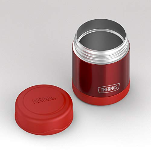 Thermos Funtainer, Hot Pepper Red 10 oz Food Jar, 10 Ounce