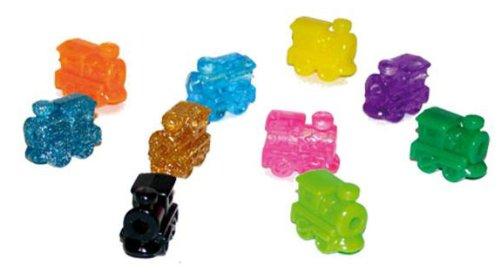 10 Piece Domino Train Markers