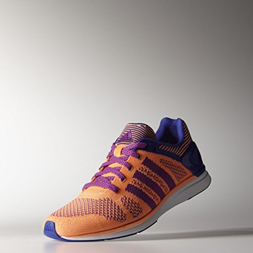 Adizero Adidas Naranja Zapatillas de Running Mujer Woman Prime Feather gqpqwTSZ4