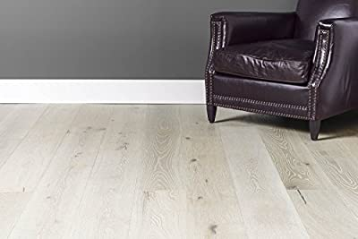 ADM Flooring Hardwood European White Oak - Pavia Collection - 7.5in Wide Plank