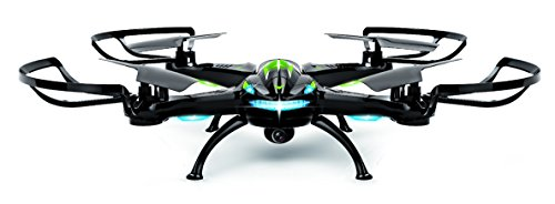 Holy-Stone-HS171C-RC-Quadcopter-Drone-with-Wide-Angle-HD-Camera-Altitude-Hold-and-Headless-Mode-Function-24GHz-4-Channel-6-Axis-Gyro-RTF-Remote-Control-Quad-Copter-Includes-Bonus-Battery