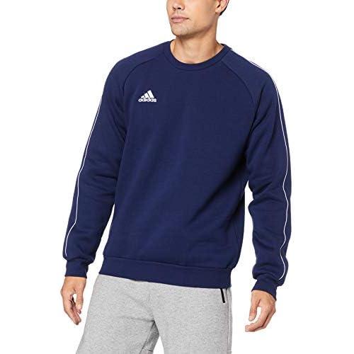 chollos oferta descuentos barato adidas CORE18 SW Top Sudadera Hombre Azul Azul Blanco M