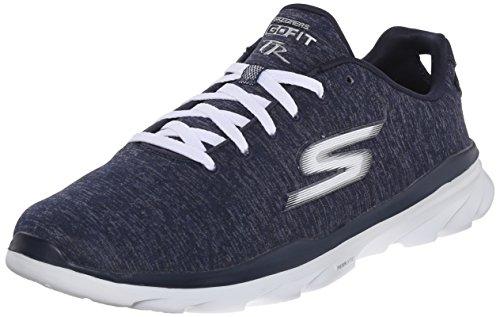 Goga Fitness Go Women's Navy Fit Skechers Stellar Sneaker Grey Trainers Mat Tr 8d0dwqp