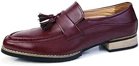 Goodtimeshow 39-44 Men Formal Shoes Handsome Comfortable Men Wedding Shoes