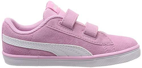 Rosa Sd Inf Da puma Urban pale Basse Plus Scarpe Pink Puma V – White Ginnastica Unisex Bambini 4Hq7UxATw