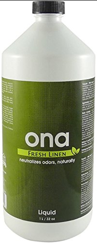 Ona Liquid Fresh Linen, 1 Quart