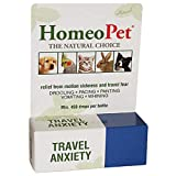 Dog Supplies Homeopet Travel Anxiety Relief Drops