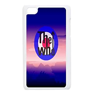 JenneySt Phone CasePopular Music Band -The Who FOR IPod Touch 4th -CASE-12